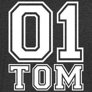 Tom - Nom - T-shirt Homme col V