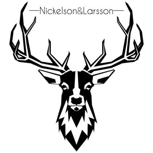 black deer - Männer Bio-T-Shirt mit V-Ausschnitt von Stanley & Stella