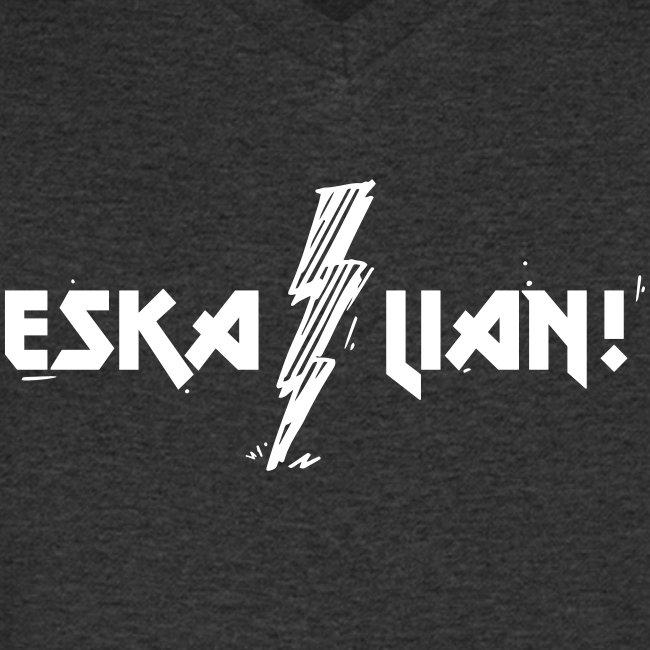 Vorschau: Eskalian - Männer Bio-T-Shirt mit V-Ausschnitt von Stanley & Stella