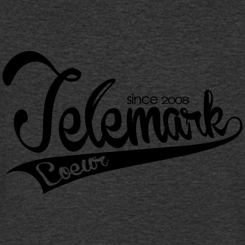 2017 Telemark- Cola-Vintage - T-shirt bio col V Stanley & Stella Homme