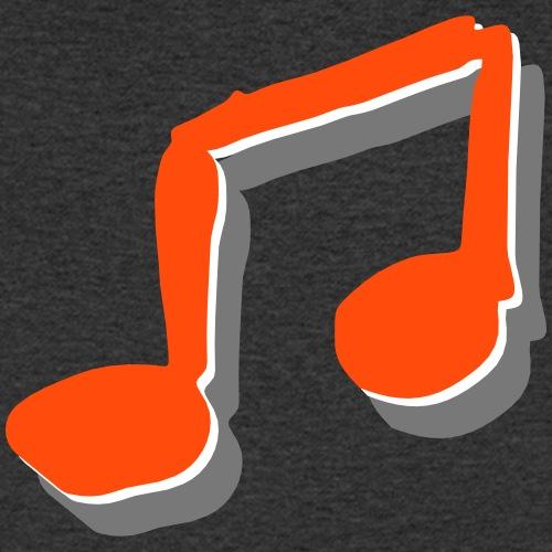 Liederpfarrer-Note - Männer Bio-T-Shirt mit V-Ausschnitt von Stanley & Stella