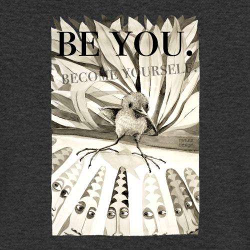 Küken - be you - be yourself - Resonanz - Männer Bio-T-Shirt mit V-Ausschnitt von Stanley & Stella
