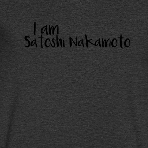 Satoshi Nakamoto - Männer Bio-T-Shirt mit V-Ausschnitt von Stanley & Stella