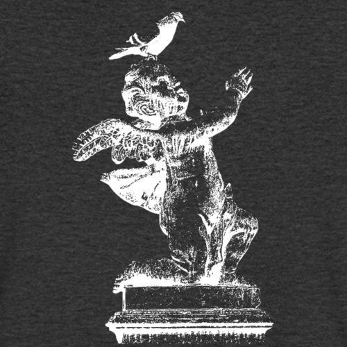 tauber Engel - Männer Bio-T-Shirt mit V-Ausschnitt von Stanley & Stella