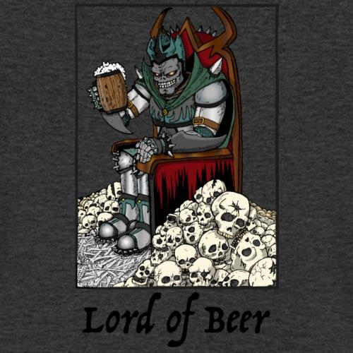 Lord of Beer - Männer Bio-T-Shirt mit V-Ausschnitt von Stanley & Stella
