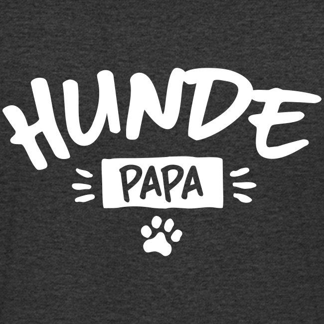 Vorschau: Hunde Papa - Männer Bio-T-Shirt mit V-Ausschnitt von Stanley & Stella