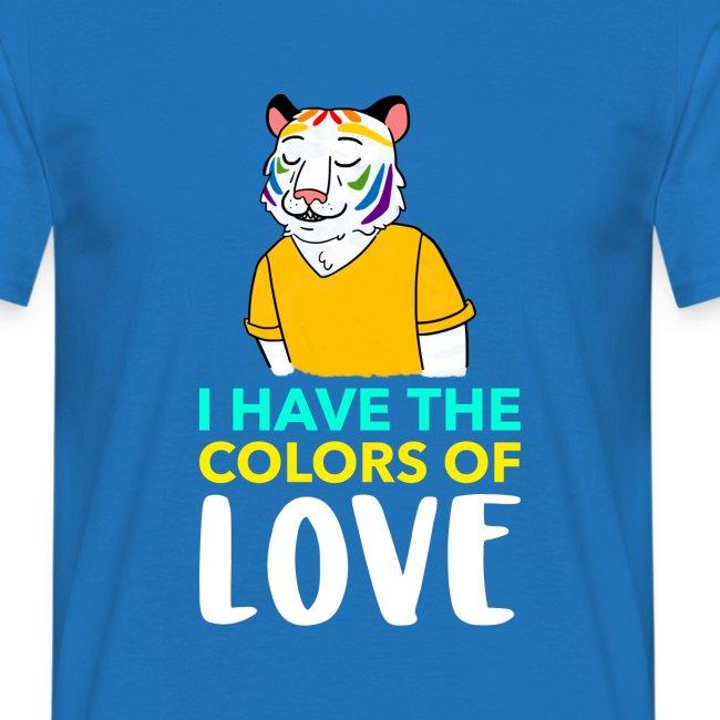Tigre Arcoíris | Orgullo Pride LGTBI