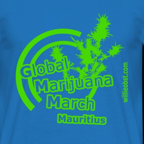 GMM Mauritius - Männer T-Shirt