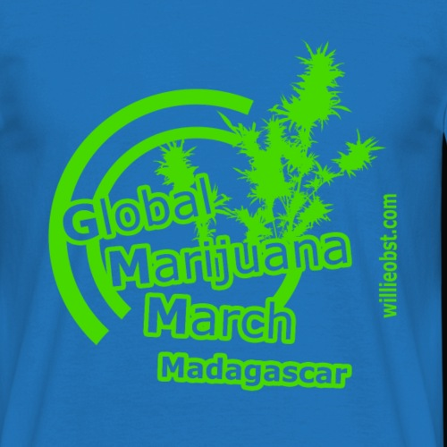 GMM Madagascar - Männer T-Shirt