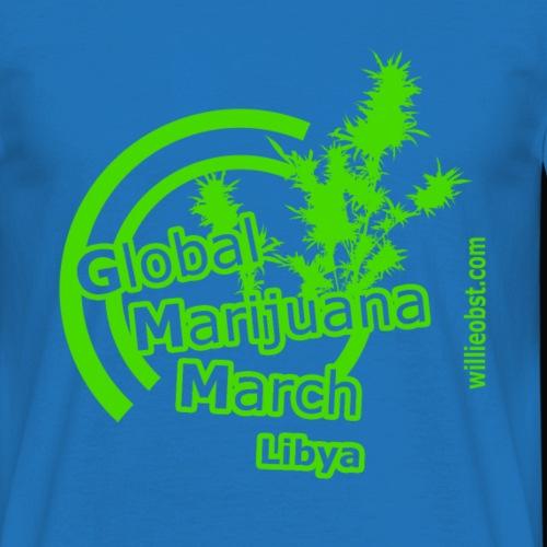 GMM Libya - Männer T-Shirt