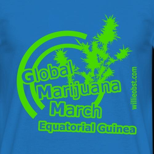 GMM Equatorial Guinea - Männer T-Shirt