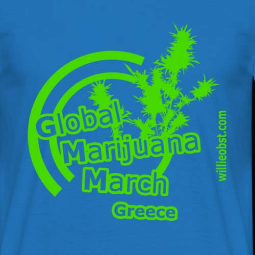 GMM Greece - Männer T-Shirt