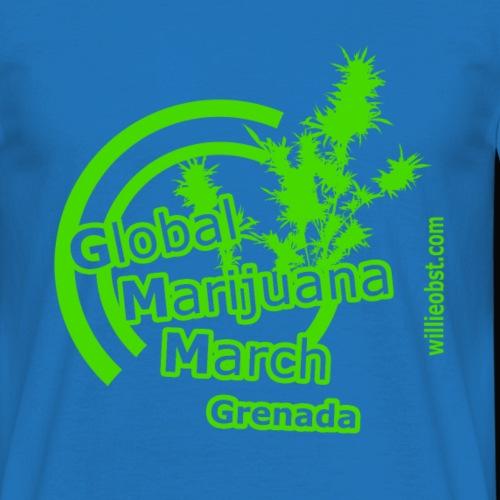 GMM Grenada - Männer T-Shirt