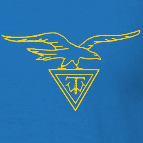Astir Draadmodel - Mannen T-shirt