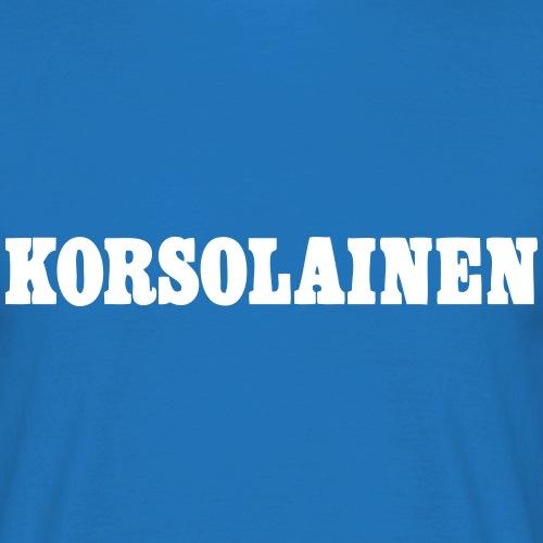 Korsolainen - Miesten t-paita