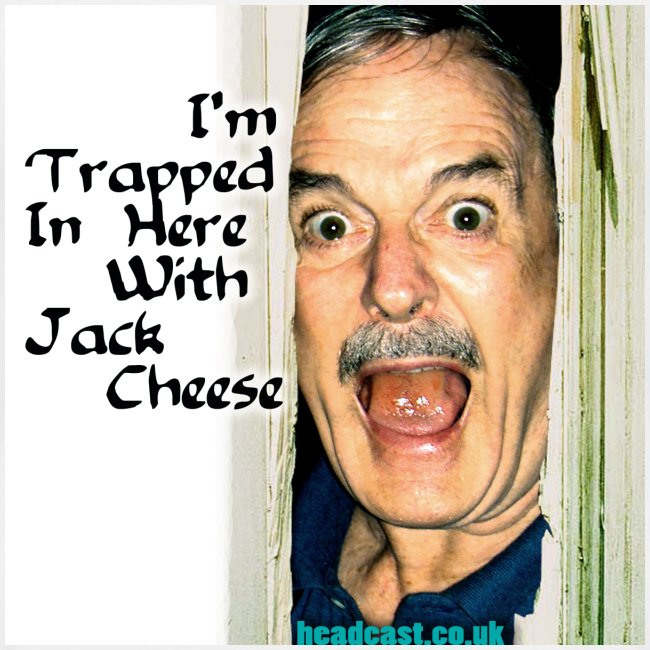 trapped w cheese