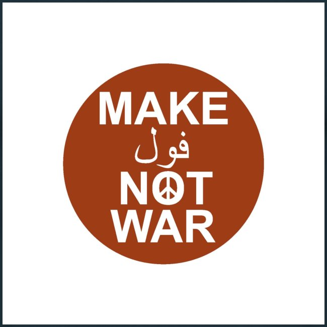 Make Fool not War