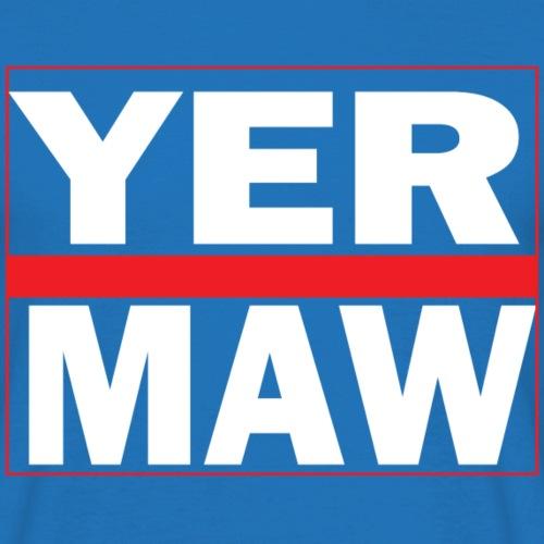 YERMAW LOGO - Men's T-Shirt