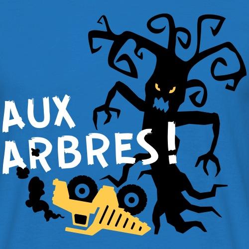 Aux Arbres - Hambi bleibt - T-shirt Homme