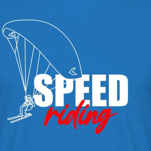 Speedriding - Männer T-Shirt