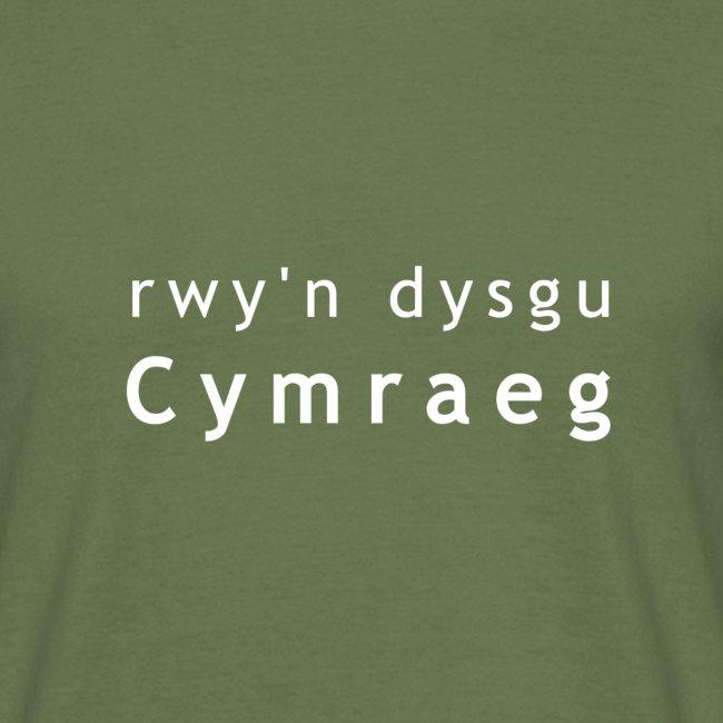 rwy'n dysgu Cymraeg