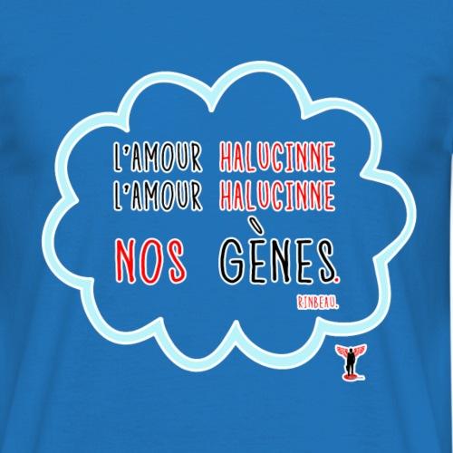 l amourhalucinne 1 png - T-shirt Homme