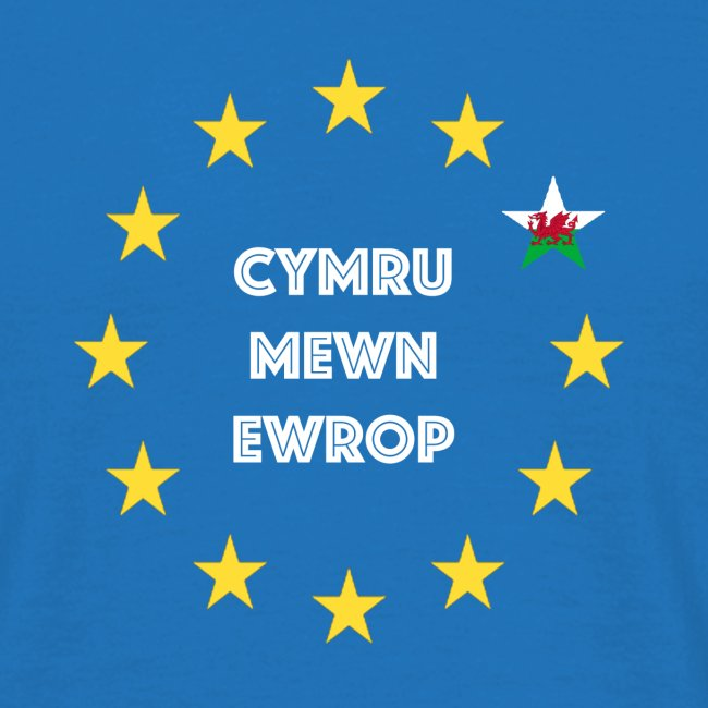 Cymru Mewn Ewrop