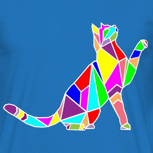 cat colors white pet animal art composicion