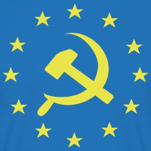 Socialist Communist Europe - Men's T-Shirt