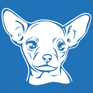 CHIHUAHUA PORTRET - Mannen T-shirt