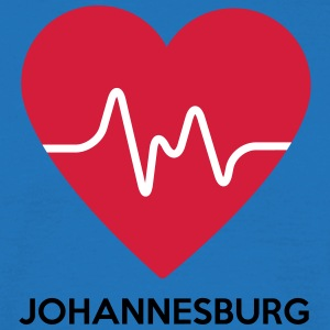 Heart Johannesburg - Men's T-Shirt