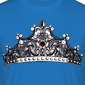 CROWN - Männer T-Shirt