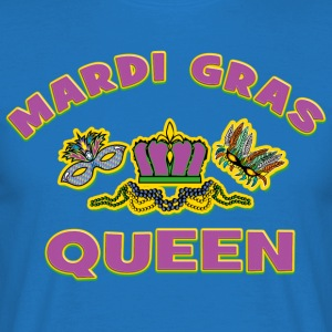 Mardi Gras Queen - Men's T-Shirt