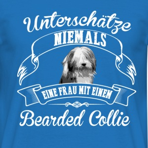 Beardet Collie - Männer T-Shirt