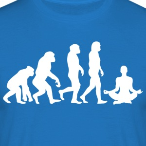++ ++ YOGA EVOLUTION - Men's T-Shirt