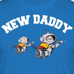New Daddy (PERSONNALISEZ AJOUTER DATE ANNÉE) - T-shirt Homme