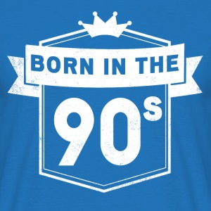 Born in the 90s - Men's T-Shirt