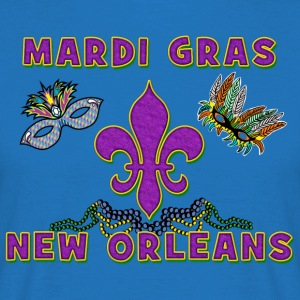 Mardi Gras New Orleans - Men's T-Shirt