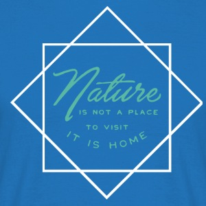Nature Home T-Shirt & Hoody - T-shirt Homme