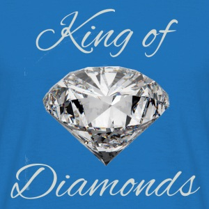 King of Diamonds - Men's T-Shirt