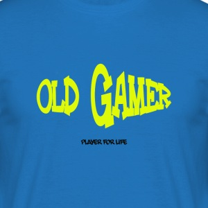 old gamer - Men's T-Shirt
