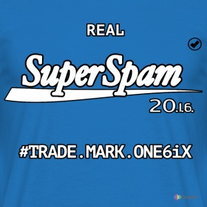 onesix anti-spam - T-shirt Homme
