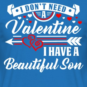 Valentine's Day - Son T-shirt and hoodie - Men's T-Shirt