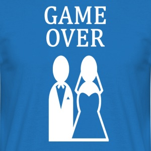 ++ ++ GAME OVER - Men's T-Shirt