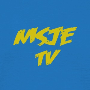 MSJETV - T-skjorte for menn