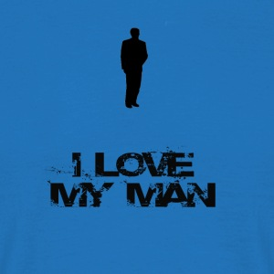 Love message - Men's T-Shirt
