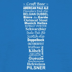 Beer - beer - beer - Oktoberfest - Men's T-Shirt