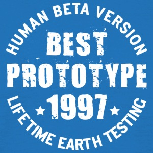 1997 - The birth year of legendary prototypes - Men's T-Shirt