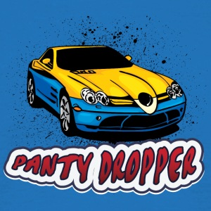 Coolest PANTY DROPPER - Mannen T-shirt