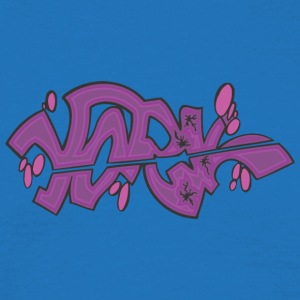 york Graffiti - Männer T-Shirt